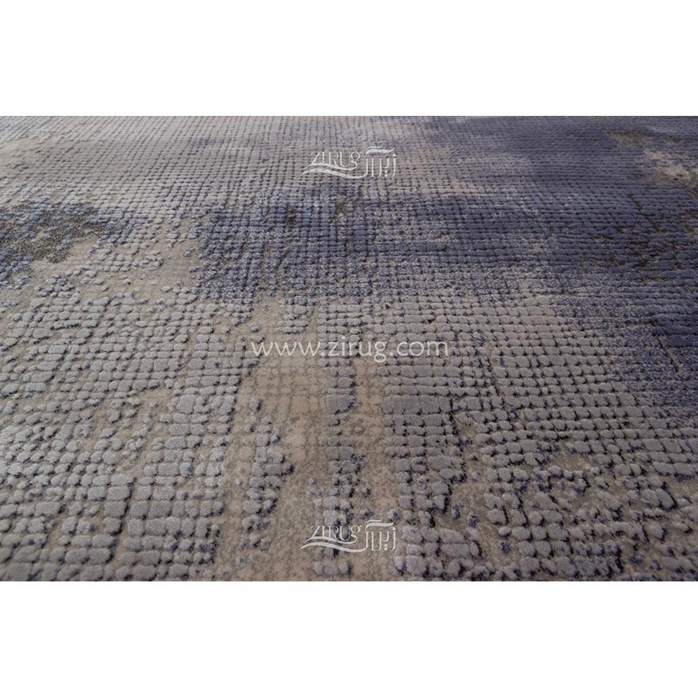 فرش ماشینی 700 شانه وینتیج 426 آیپک گل برجسته